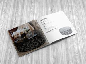 Разработка дизайна каталога компании